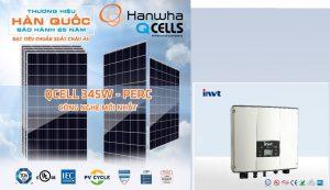 HT Điện Mặt Trời Hòa Lưới 5.25 KWP Phù Hợp Hộ Gia Đình Có Mức Sử Dụng Điện Từ 1tr800 Đến 2triệu/ Tháng