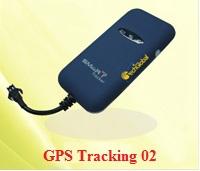 Thiết bị định vị GPS xe Ôtô - Xe Máy Tracking 02